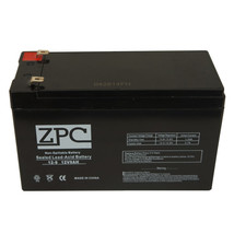 12V 9Ah Sealed Lead Acid Rechargeable Battery for APC UPS Computer Back Up - $22.35