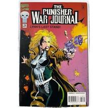 "~Marvel Comics~ ""Punisher War Journal"" Issue No. 78 Lynn Michaels (May 1... - $13.85"