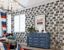 3D British flag 820 WallPaper Murals Wall Print Decal Wall Deco AJ WALLP... - $32.15+