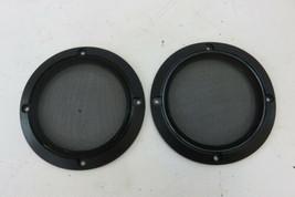Lotus Esprit V8 speaker grill set, on dash - $56.09