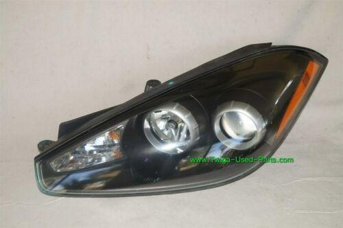 07-08 Hyundai Tiburon Headlight Head light Lamp Driver Side - LH **POLISHED**,