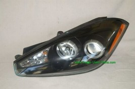 07-08 Hyundai Tiburon Headlight Head light Lamp Driver Side - LH **POLISHED**,