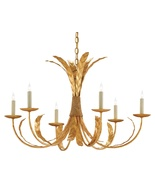 Currey and Company Bette Chandelier 9000-0186 - $1,740.00