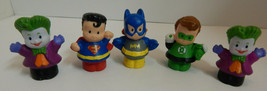 Little People Lot DC Superheroes Fisher-Price - $11.83