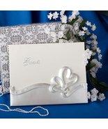 Interlocking Hearts Design Wedding Guest Book - 12 count - $108.41