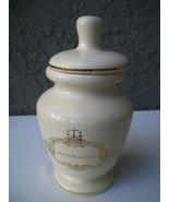 Mandragora Mandrake Root Apothecary Pharmacy Jar Eli Lilly - $44.95