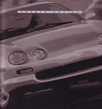 1994 Toyota CELICA sales brochure catalog US 94 ST GT - $10.00