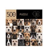 Dogs Design Puzzle, 500 Pieces - $24.99