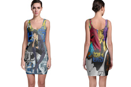 Cowboy Bebop Bodycon Dress - $21.99+