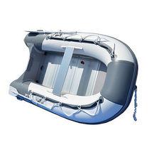 BRIS 8.2 ft Inflatable Boat Inflatable Pontoon Dinghy Raft Tender image 5