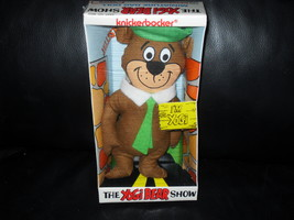 Vintage 1973 Yogi Bear Rag Doll New In The Box   RARE - $52.24