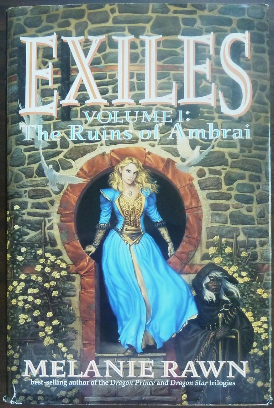 Exiles The Ruins of Ambrai by Melanie Rawn