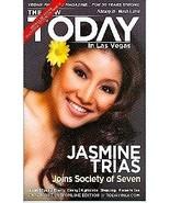 Jasmine Trias on the Cover of Today in Las Vegas Magazine - $5.95