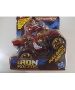 Marvel Iron Man 2 Iron Racers Hyperspeed Quad The Avengers Assemble - New - $18.00