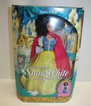 Walt Disney's Snow White 1992 Barbie Doll NRFB - $12.86