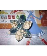 Handmade Six Petals Flower Broach - $5.00