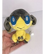 "Pokemon Center Nintendo Mawile Yellow Grey Blue Eyes 5"" Plush - $38.64"