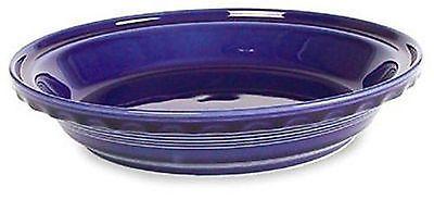 Fiesta Cobalt Blue Pie Pan Baking Dish