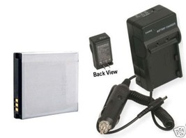 SLB0937 SG-DVBT008 Battery + Charger for Samsung L-730 L-735 L-830 PL-10 ST-10 - $24.23