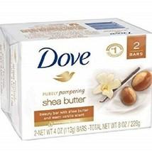 Dove Shea Butter Beauty Bar Soap - $11.83