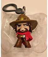 McCree Blizzard Overwatch Backpack Keychain Hanger MCCREE - $8.99