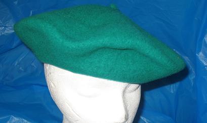 Beretgreen