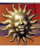 Mardi Gras Mask Paper Mache SUN - $20.00
