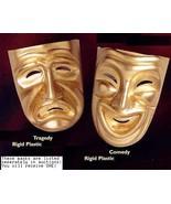 Mardi Gras Theater Comedy Mask >:) - $10.00