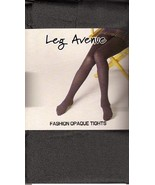 GRAY OPAQUE TIGHTS ONE SIZE ADULT - $6.00