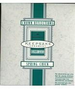 1998 New in Box - Hallmark Keepsake Christmas Ornament Spring Chick Blow... - $7.12