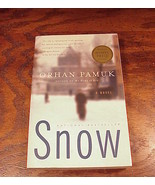 Snow Softback Book by Orhan Pamuk, first edition - $2.95