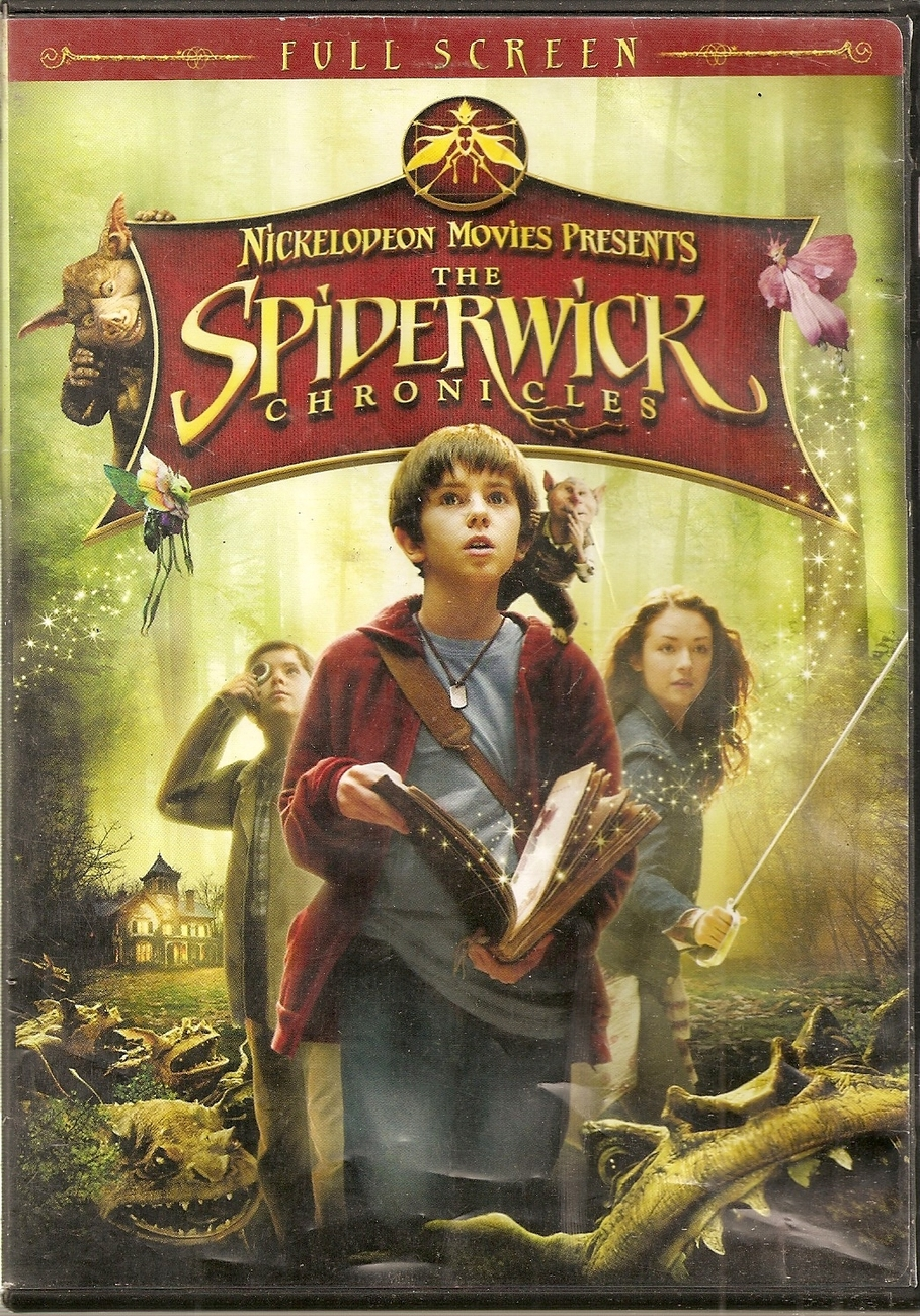 DVD--The Spiderwick Chronicles [P&S]