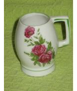 Toothpick Holder - Roses-Porcelain - $6.00