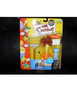 2002 The Simpsons Prison Sideshow Bob Figure New In Package - $34.99