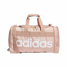 adidas Santiago Duffel Bag (One Size|Dust Pink/White) - $66.68 CAD