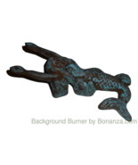 Cast Iron Mermaid Boot Kicker Hook - $25.00
