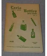 Reference Book Carlo Eastern Bottles Vol 4 Sellari 1972 - $5.00