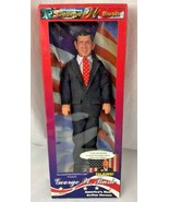 George W Bush President USA talking doll collectable 12 inches. - $17.90