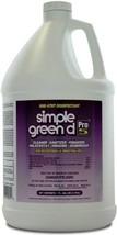 Simple Green 30501 d Pro 5 Disinfectant, 1 gal Bottle - $19.46