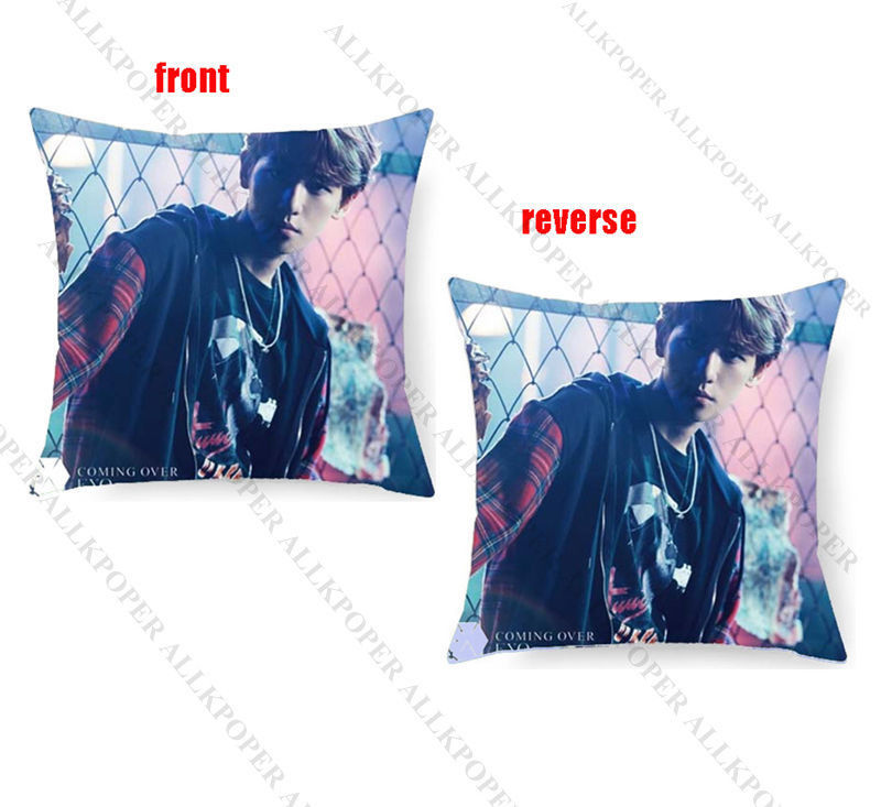 EXO Throw Square Pillow Bolster Cushion