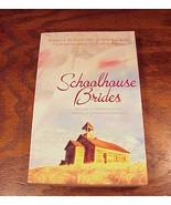 Schoolhouse Brides Book, Wanda E. Brunstetter 4 Novellas - $4.95