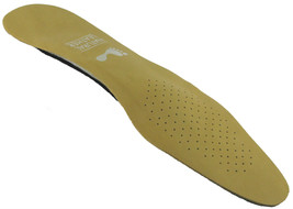 Shoe & Boot Insoles - Moulded Arch and Metatarsal supports Leather upper - $8.13