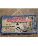 "Collectible, Vintage ""Advance To Boardwalk"" board game - $5.00"