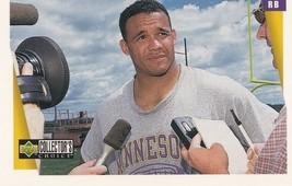 1997 Upper Deck Football Trading Card #560 Robert Smith Minnesota Vikings - $1.97