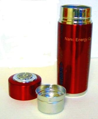 Energy Cup Portable Water Alkaline Enhancer Ionizer