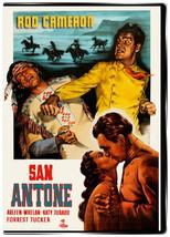 San Antone 1953 DVD Rod Cameron, Arlene Whelan, Forrest Tucker - $11.30