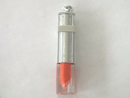 Dior Addict Milky Tint Lip Gloss #356 Milky Peach - Full Size - New - $15.83