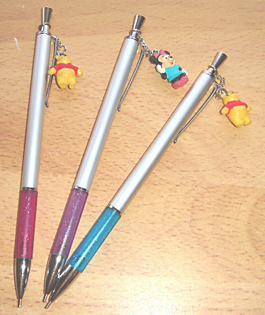 Disney Character Lead Pencil