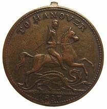 Antique British Victoria 1837 Hmgm Queen Victoria To Hanover - $7.99