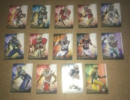 2014 TOPPS VALOR 14 CARD LOT INC JULIUS PEPPERS GLORY 56/99 - $0.99